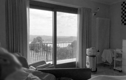 La storia: dalla finestra sul lago