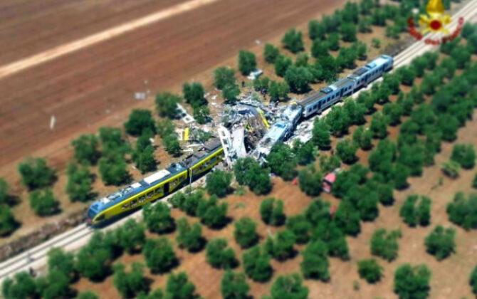 Incidente ferroviario tra Andria e Corato, l'intervista