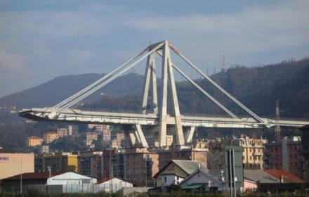 Il crollo del Ponte Morandi, l'intervista