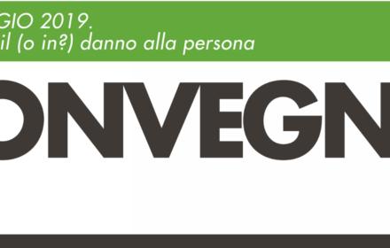 Convegno, Bologna 31 maggio 2019