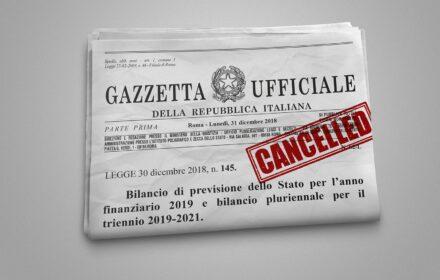 """INAIL e danno differenziale, cancellata la """"riforma"""" ultima"""